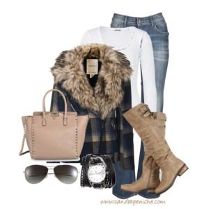 Ideas de Outfits Invernales para el Fin de Semana